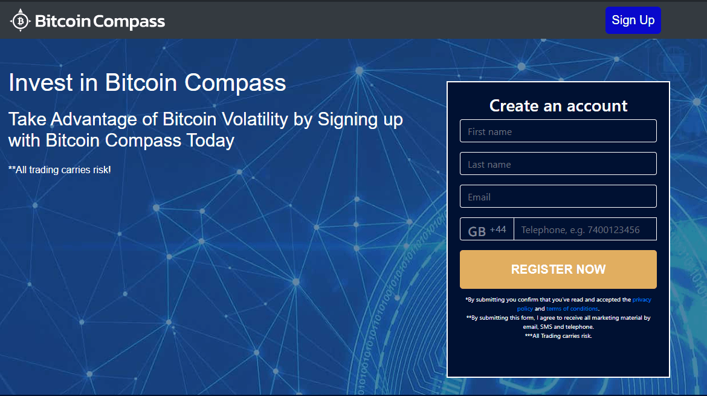 bitcoin compass app)